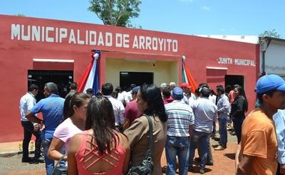 Municipio de Arroyito celebra dos años de creación
