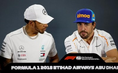 """Con Alonso nunca tuve nada personal"""