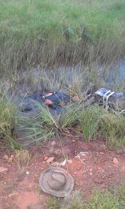 Matan a policía en Paso Barreto