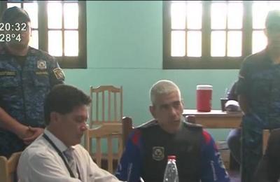 Prosigue juicio a Sergio Lima Dos Santos