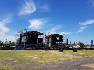 Todo listo para la primera edición del Cosquín Rock Paraguay