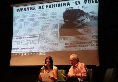Charla sobre cine llega a Caaguazú