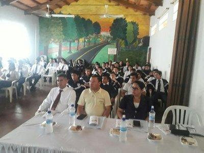 Forman Cooperativa Estudiantil en Colegio Nacional Campo 9