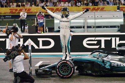 Pole del campeón