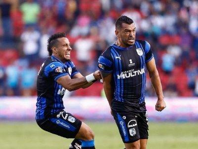 Miguel Samudio hace soñar al Querétaro con la liguilla