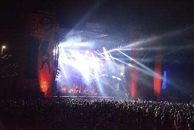 El Cosquín Rock Paraguay se luce en su primera edición