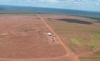 Constatan deforestación masiva en los montes de la Zona Norte del país