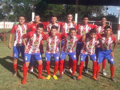 Selección Sanlorenzana: Suspenden el partido tras inconducta visitante