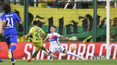 HOY / Mati Rojas anda derecho con los goles