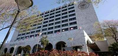 CDE: Corte resolvió caducidad de acción
