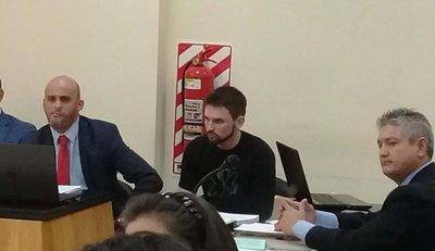 Confirman sentencia a homicida del joven Alejandro Villamayor