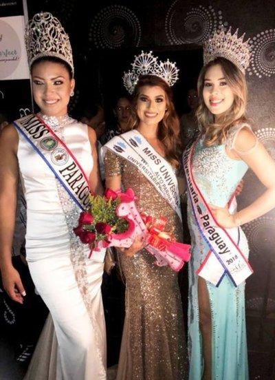 Eligen a la Miss Universitaria en el departamento de Alto Paraná