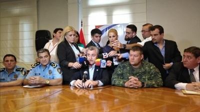 Interior revela vídeo de una ejecución realizada por el EPP