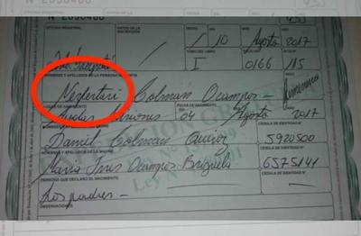 Aguinalda, Heroína y Mail, los nombres más raros inscriptos en el Registro Civil