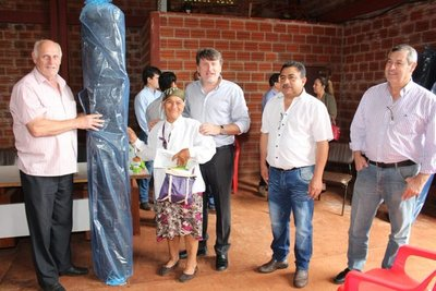 Asisten a productores afectados por temporal en Itapúa