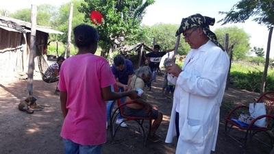 Intensifican detección de la TB en comunidades indígenas del Chaco