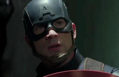Noticiero confunde escena del Capitán América con noticia real