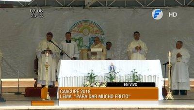 Monseñor Medina lamenta la falta de políticos honestos e instituciones justas – Prensa 5