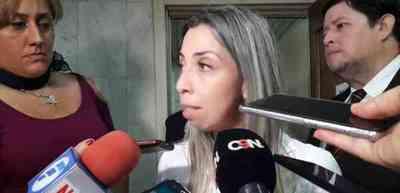Cuñada de diputado planteó revocar su prisión
