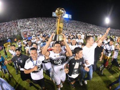 Olimpia, en la historia grande del fútbol mundial
