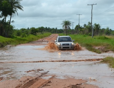 Lamentable: Peón de estancia está desaparecido en zona de Jhugua Ñandu