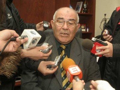 Ex ministro Sindulfo Blanco traba su causa con un pedido de nulidad