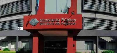 Normalizan actividades en el Ministerio Público