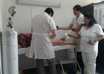 Varices: Novedoso método para tratar en el Hospital de Clínicas