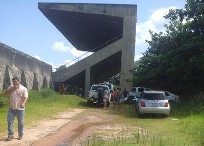 Hallaron un cadáver en el Club Cerro Corá – Prensa 5
