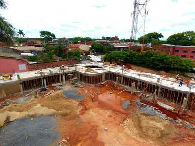 Avanza construcción del nuevo Palacete Municipal – Prensa 5
