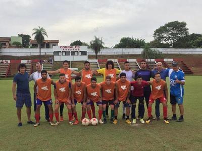 Formativa de Corrales parte rumbo a Argentina
