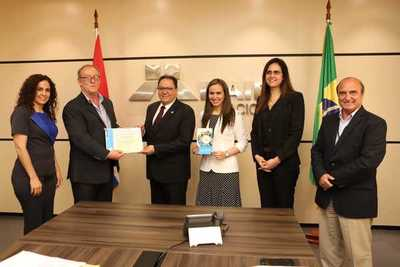 Itaipú recibe prestigiosa certificación por trabajo en favor del desarrollo sostenible