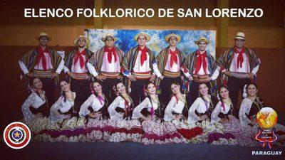 Gala del Elenco Folkórico de San Lorenzo, promesa de buen espectáculo