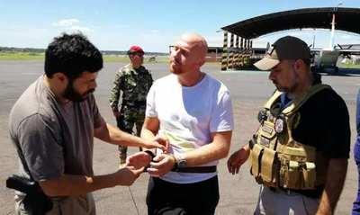 Detienen a traficante israelí – Prensa 5