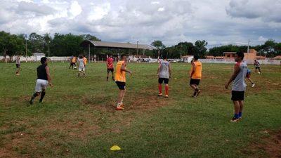 Selección Sanlorenzana: Hoy define clasificación en Piribebuy