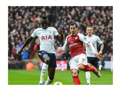 Arsenal se queda con el clásico del norte de Londres