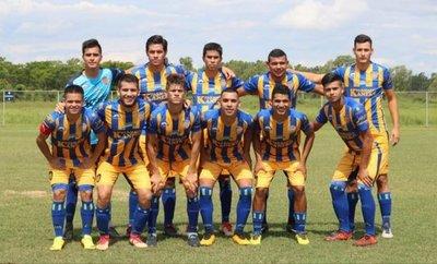 Sub 18: El vice fue para Sportivo Luqueño