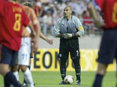 Chilavert, entre los 48 jugadores legendarios del fútbol