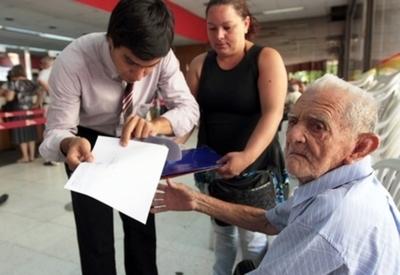 Más de 15.000 personas fueron incorporadas este año al programa de adultos mayores