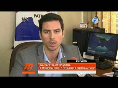 Asunción declaró la guerra a los servicios de Uber y MUV
