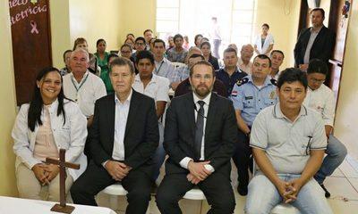 Hospital Yguazú de la Fundación Tesãi  celebra 13 años, con 9.500 nacimientos