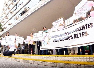 Pacientes ocológicos de IPS solicitarán amparos para no recibir biosimilares