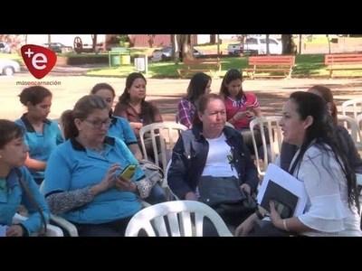 ENCUENTRO REGIONAL DE MUJERES EN ENCARNACIÓN