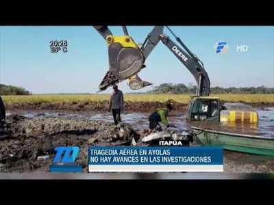 Motores del avión siniestrado en Ayolas nunca salieron del país