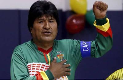 Corte electoral boliviana aprobó nueva postulación presidencial de Evo Morales