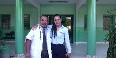 Asume nuevo director en el policlínico San Miguel