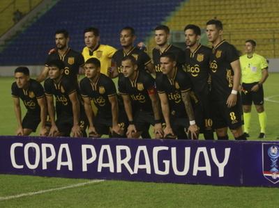 El paso de Guaraní por la Copa Paraguay