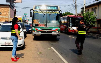 Director de Dinatran apunta a optimizar servicios de buses
