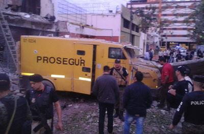 "Asalto Prosegur: Detienen en Brasil a ""Coyote"""