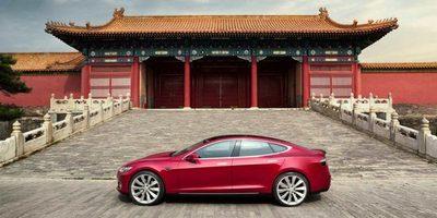 Eléctricos envían datos en tiempo real a China